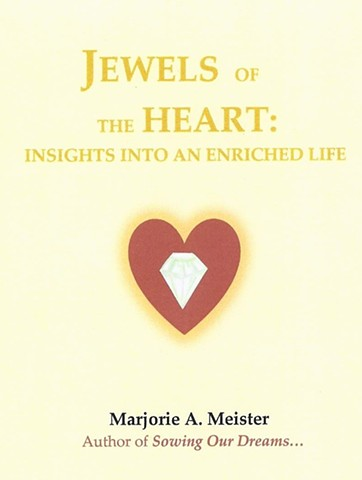 Jewels of the Heart - tap into the author's 75 insights