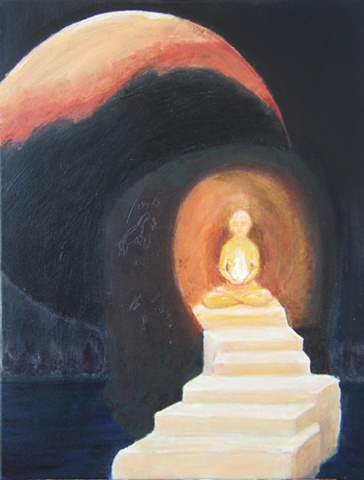 Moon Eclipse Meditation