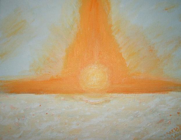 Morning Spirit Rising, #1