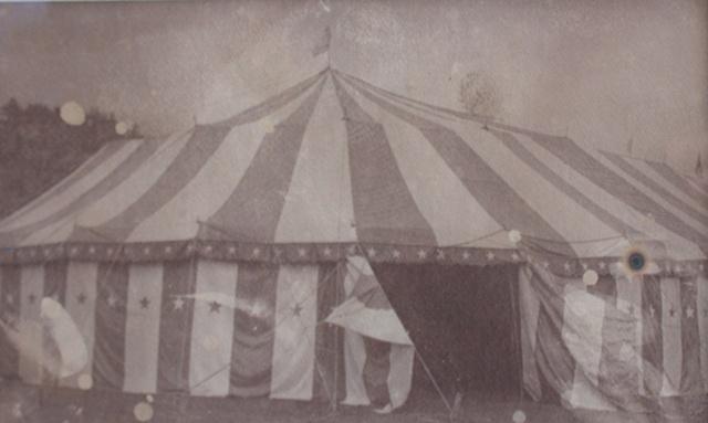 Circus, circa 1919
