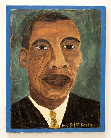 Horace Pippin Portrait