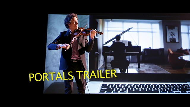 Trailer for PORTALS