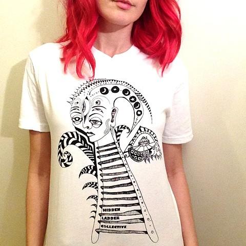 Hidden Ladder Collective T-Shirt