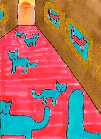 Cat Hall