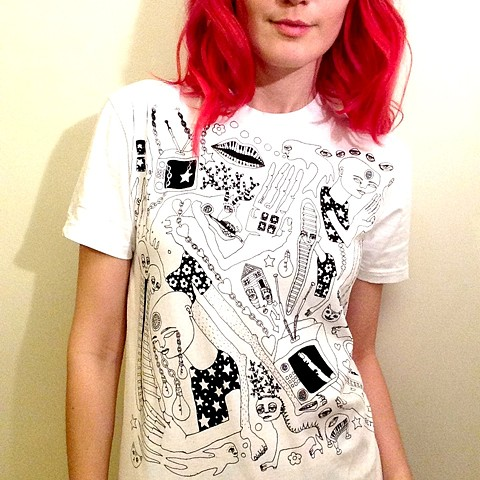 Abbeth Art T-Shirt