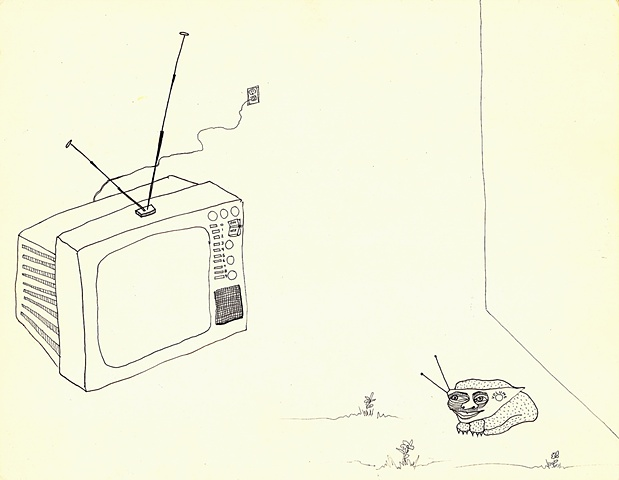 Being a T.V.