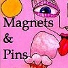 Magnets and Pins