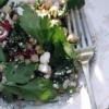 chickpea, feta, chilli and mint salad