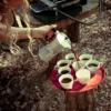 making camp a home
