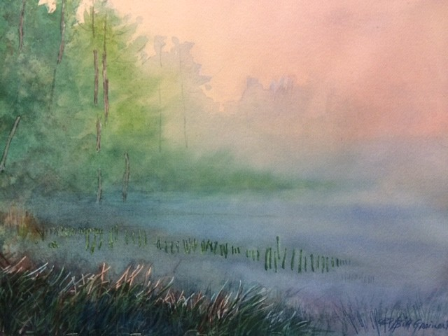 William (Bill) Greiner Mystical Morning