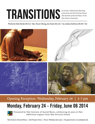 Transitions, Exhibition Poster