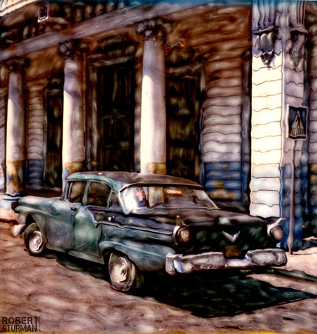 Cinematic Street Scene ~