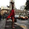Cathedral Handstand of the Goddess ~ NYC