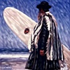 Perseverance ~ Portrait of a Surfing Rabbi
