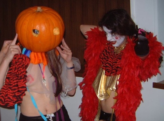 The Holy Whores - Whoopie Club Halloween 2003