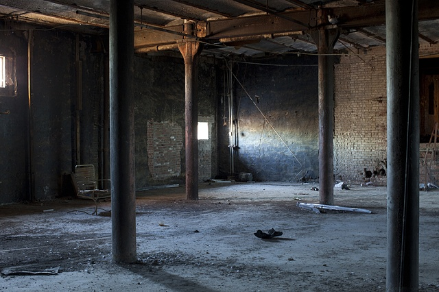old abandoned brewery, Bushwick, New York, NY 02
