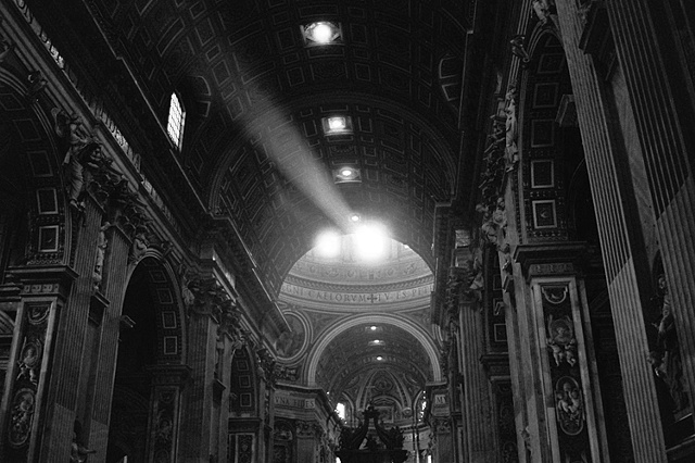 St Peter's Basilica, The Vatican, Rome, Italy 02