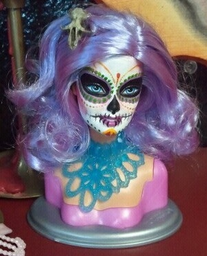 SUGER SKULL BARBIE