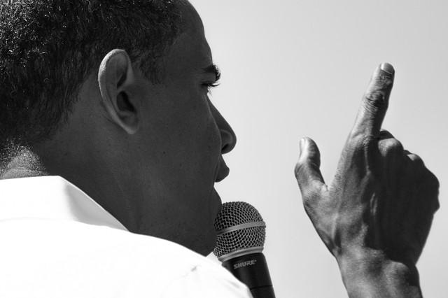 Barack Obama, 9