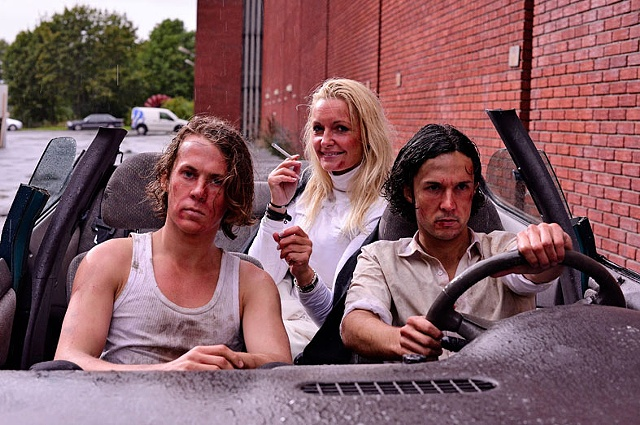 "Sfx make up for Concorde Tv ""I kveld med Ylvis"""