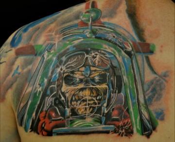 aces high tattoo ridgecrest ca