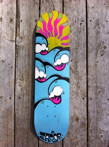 SHRED 4 KEV DECK