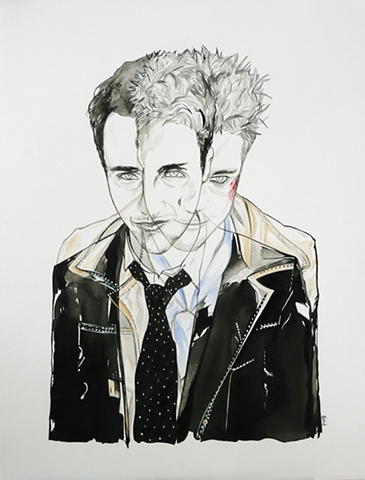Personal commission (sold) - Fight Club Inspired