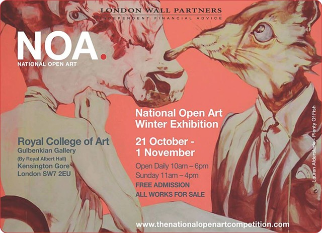 National Open Art Competition Winter Exhibition 2015