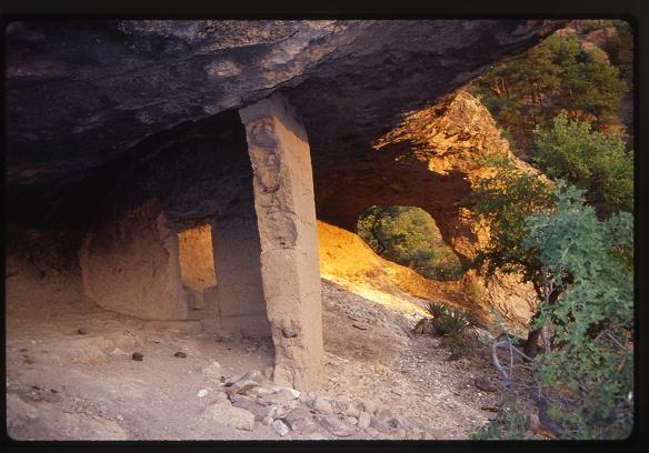 Sierra Madre ruins