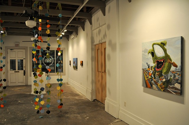 LOUISIANACORE Installation View #2