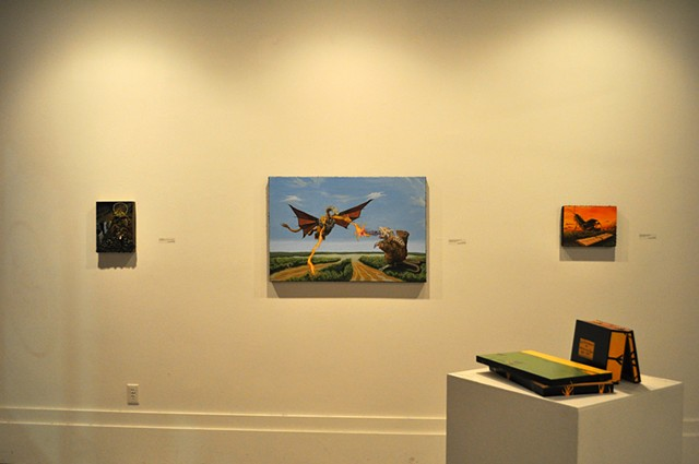 LOUISIANACORE Installation View #9