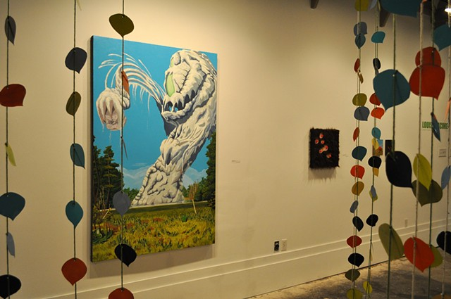 LOUISIANACORE Installation View #4