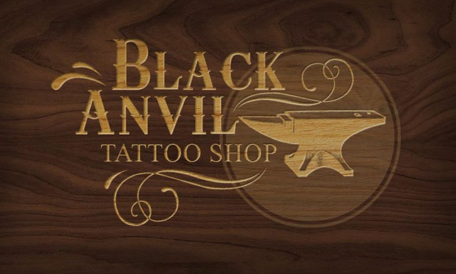 BLACK ANVIL TATTOO SHOP