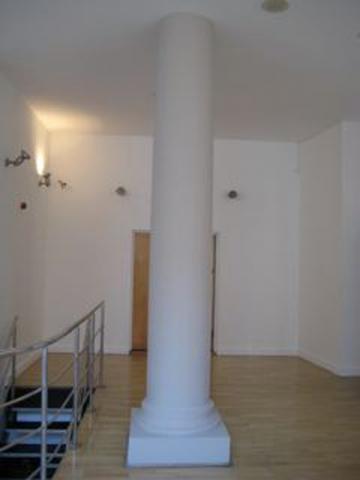 Office foyer in West End.