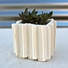 small extrusions planter