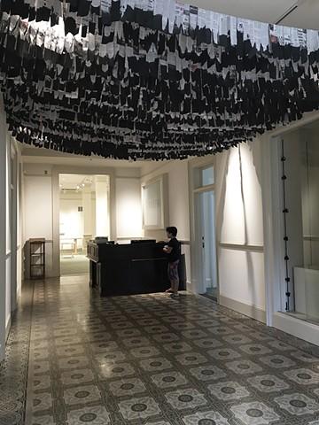 Mirage (Gainsville) installation view