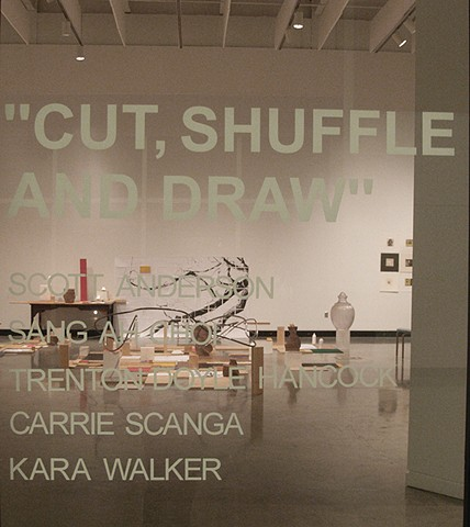 Cut Shuffle and Draw