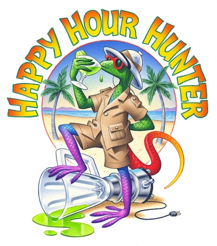 Happy Hour Hunter