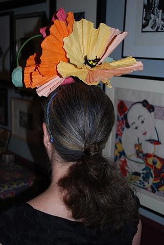 Poppies (back view)