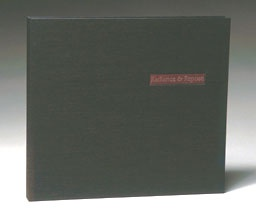 Radiance and Repose (box cover)