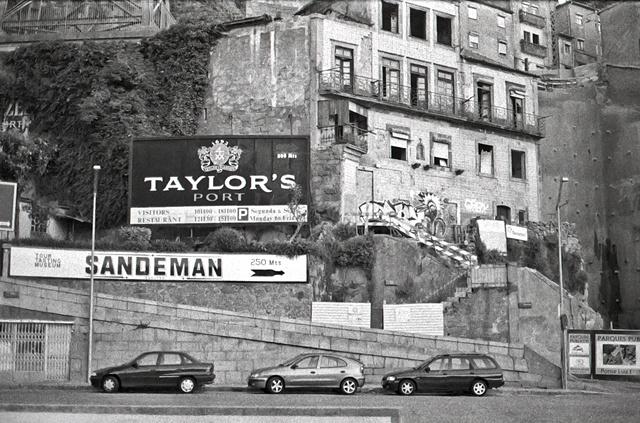 Sandeman's & Taylor's, Porto, Portugal,  2010