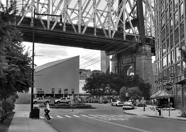 The Tram, Roosevelt Island, August 2011