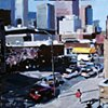 "'Logan & Colfax' 30""x40"" Oil on wood"