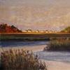 Back River Sunset