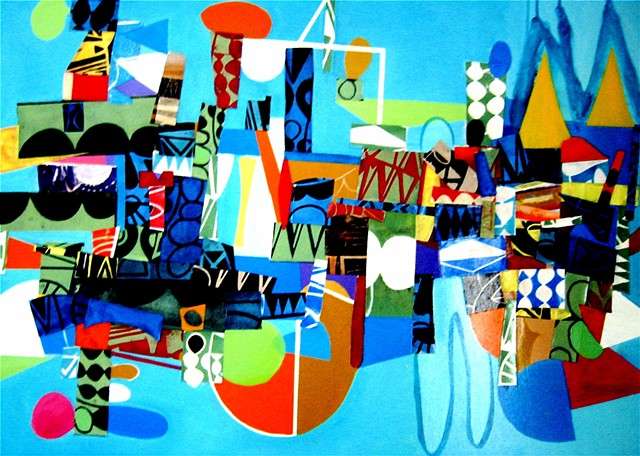 ABSTRACT 61 (COTE D'AZUR)
