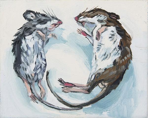 Mouse Still Life