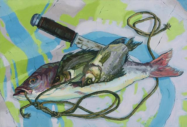Fish Still Life 2