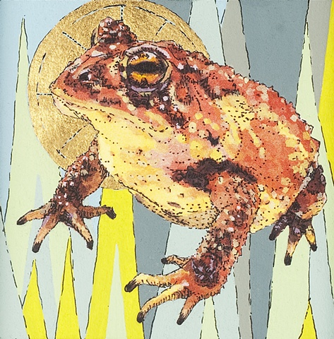 Saintly Southern Toad
