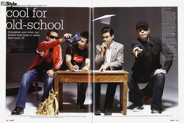Ralph Magazine - Grinspoon