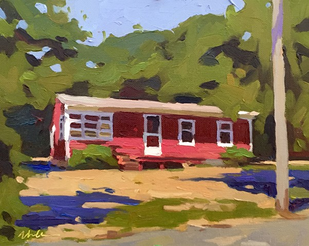 Cottage on Campground Rd. Eastham